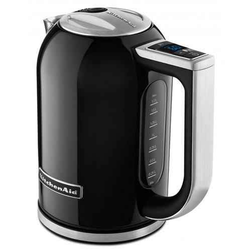 KitchenAid Artisan KEK1722 Electric Kettle Onyx Black