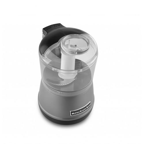 Kitchenaid Artisan Food Chopper in Contour Silver