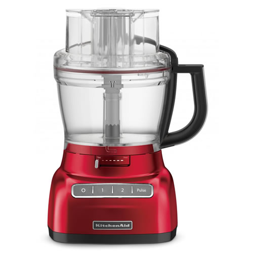 KFP1444 Food Processor in Candy Apple Red