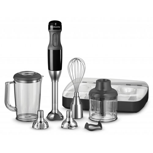 Kitchenaid KHB2569 Hand Blender in Onyx Black