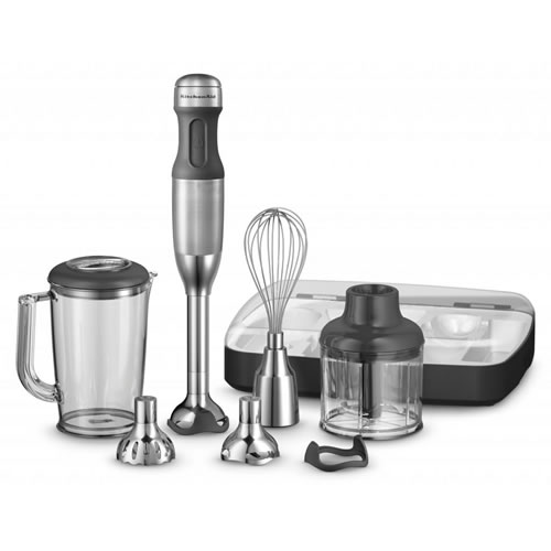 Kitchenaid KHB2569 Hand Blender in Stainless Steel