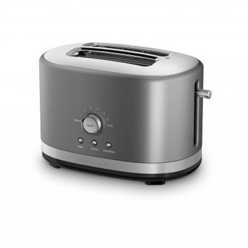 KMT2116 2 Slice Toaster in Contour Silver