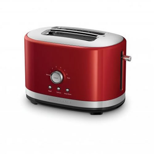 KMT2116 2 Slice Toaster in Empire Red