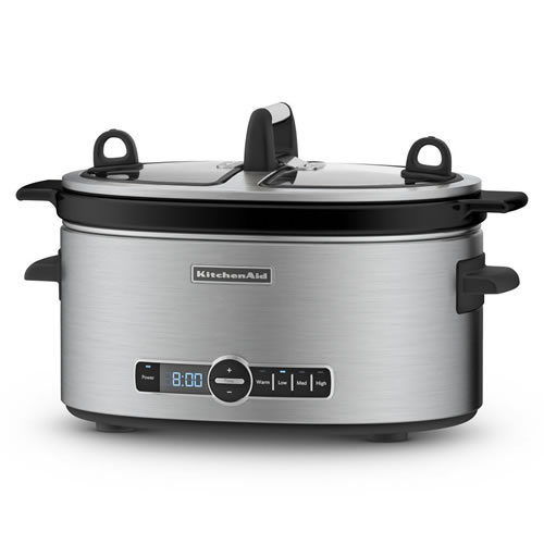 Artisan KSC6222 5.7L Slow Cooker with Easy Serve Lid
