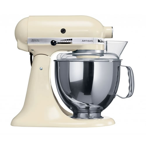 Artisan Stand Mixer KSM150 in Almond Cream