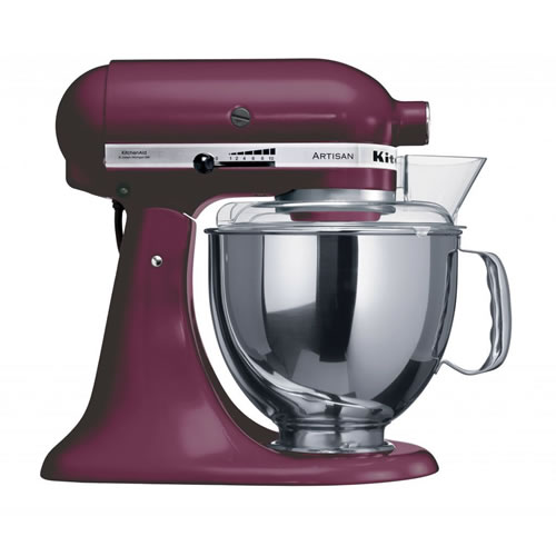 Artisan Stand Mixer KSM150 in Boysenberry