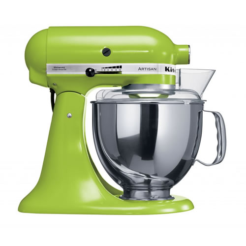 Artisan Stand Mixer KSM150 in Apple Green