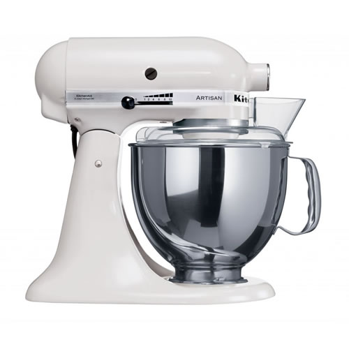 Artisan Stand Mixer KSM150 in White