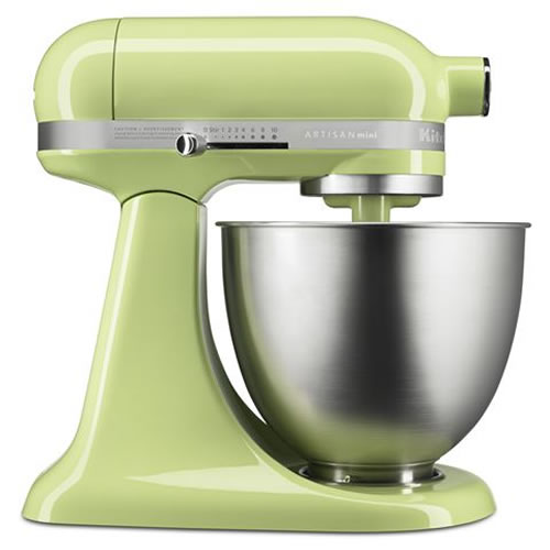 KitchenAid Artisan Mini  Stand Mixer in Honey Dew