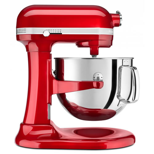 KSM7581 Pro Line Candy Apple Bowl Lift Stand Mixer