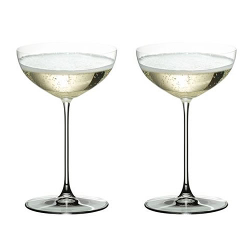 Veritas Coupe Glass Pair