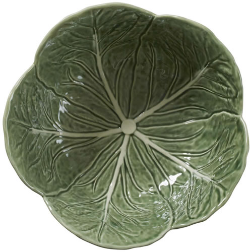 Cabbage Green Salad Bowl 29.5cm