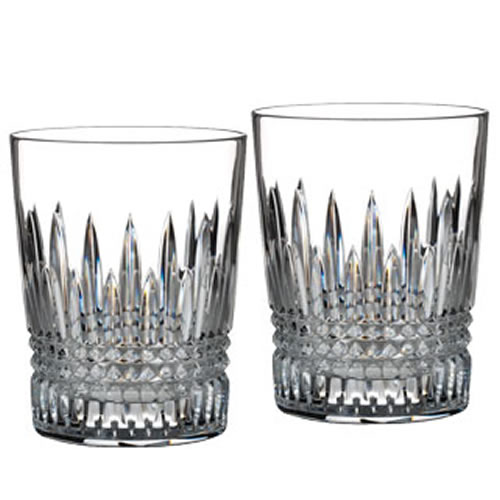 Lismore Diamond Tumbler pair