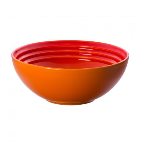 Stoneware Cereal Bowl 16cm in Volcanic