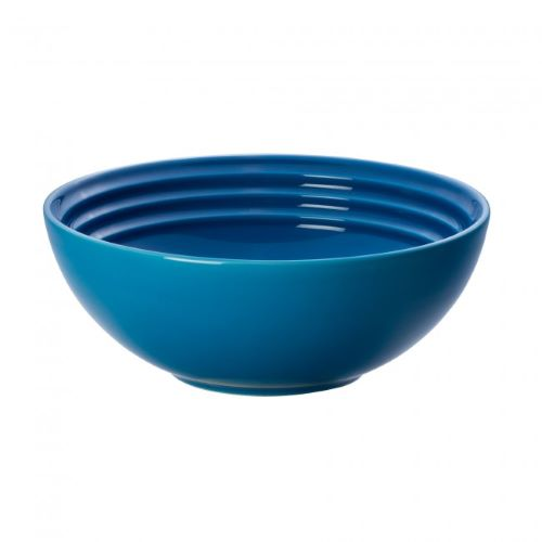 Stoneware Cereal Bowl 16cm in Marseille Blue