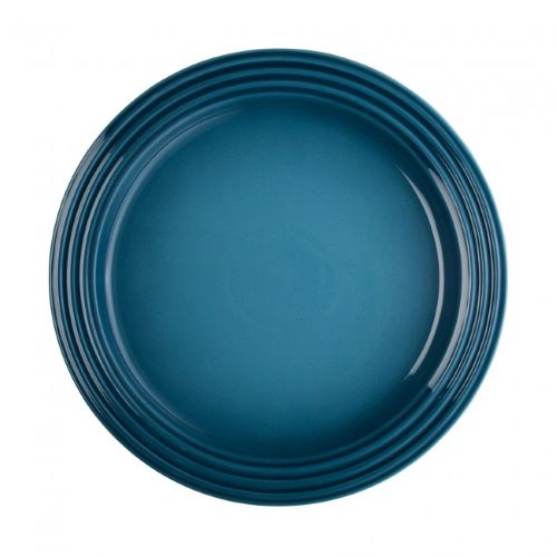 Stoneware Side Plate 22cm in Marine