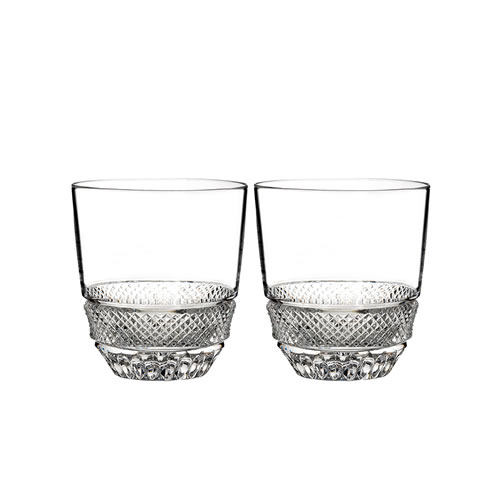 Waterford Crystal Town & Country Riverside DOF Tumbler Pair