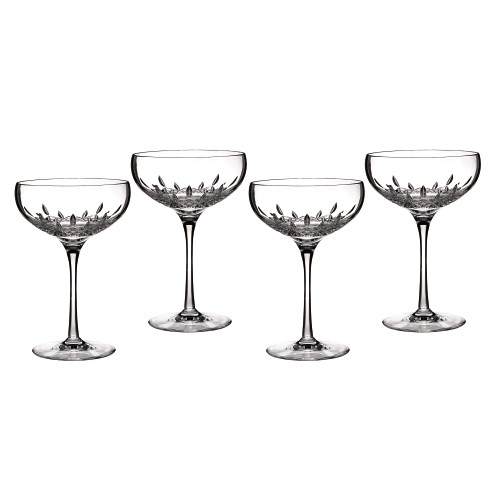 Lismore Essence Champagne Saucers