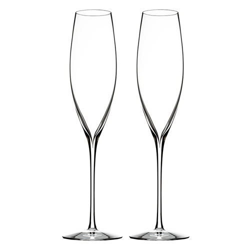 Elegance Champagne Classic Flute Pair 220ml