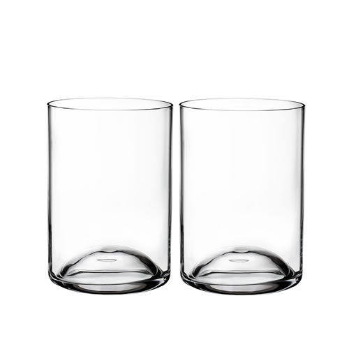 Elegance Waterford Crystal Tumbler Pair