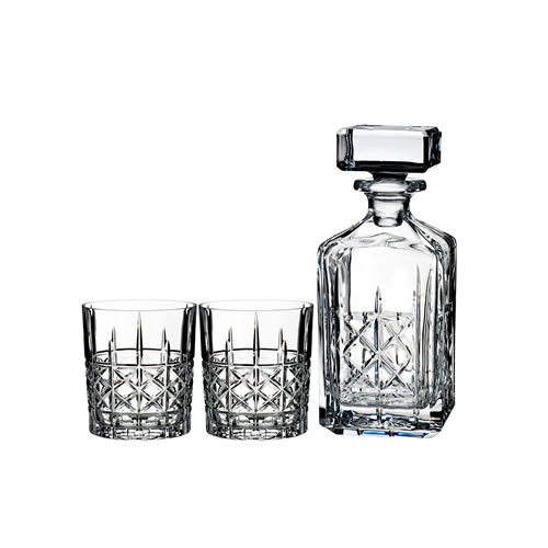 Marquis Brady Decanter Set