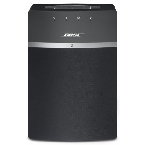 Bose SoundTouch 10 Wireless Speaker Black