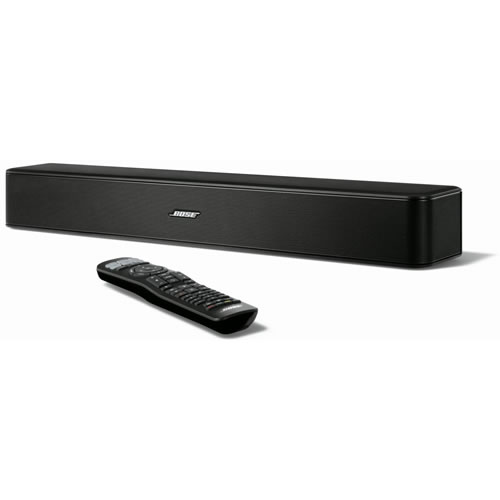 Bose Solo 5 TV Sound System Soundbar with Bluetooth Black