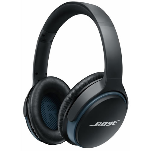 Bose SoundLink II Wireless Over-Ear Headphones Black