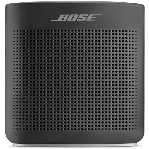 Bose SoundLink II Colour Bluetooth Speaker Soft Black