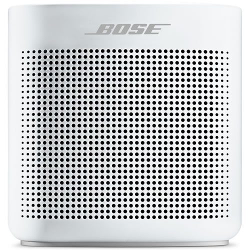 Bose SoundLink II Colour Bluetooth Speaker White