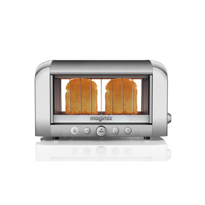 Vision 2 Slice Toaster in Stainless Steel