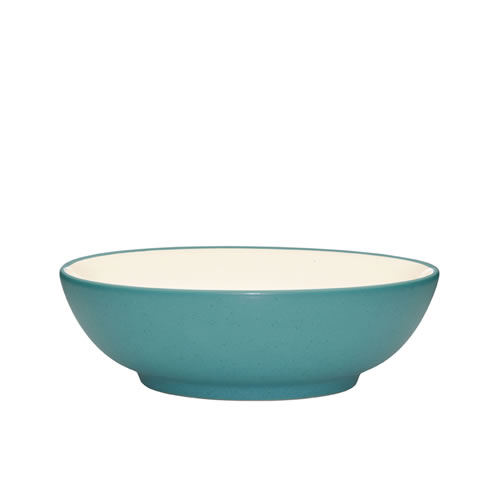 Colorwave Turquoise Round Vegetable Bowl