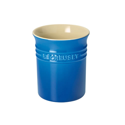 Marseille Blue Small Utensil Jar