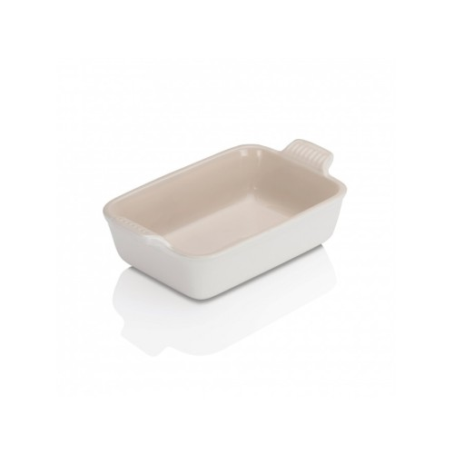 Cotton Heritage Deep Rectangular Dish 19cm