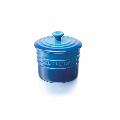 Marseille Blue Storage Jar 0.8L