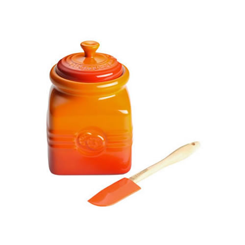 Marmalade Jar & Spreader