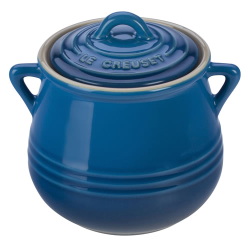 Marseille Blue Heritage Mini Bean Pot