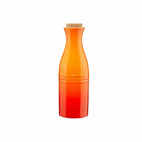 Volcanic Carafe 750ml with cork