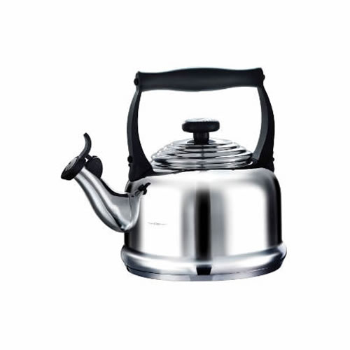 Stainless Steel Traditional Kettle 2.1L