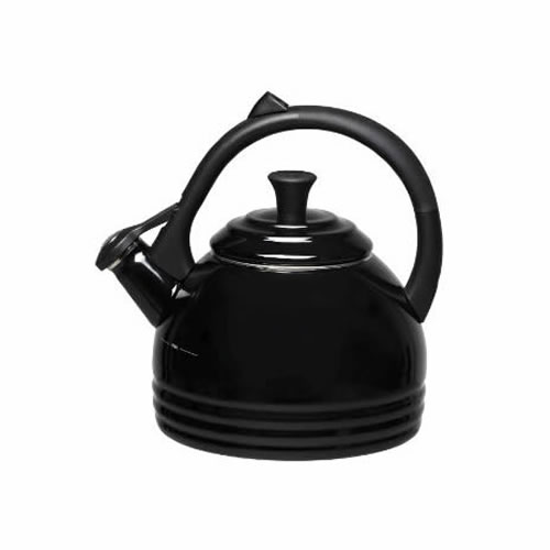 Satin Black Peruh Kettle 1.6L