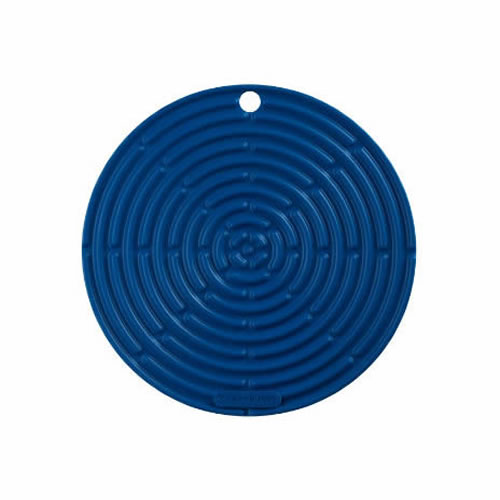 Marseille Blue Round Cool Tool