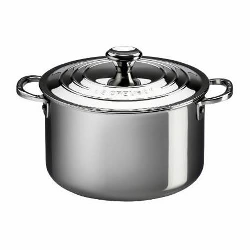 Signature 3Ply Stainless Steel Stockpot 28cm