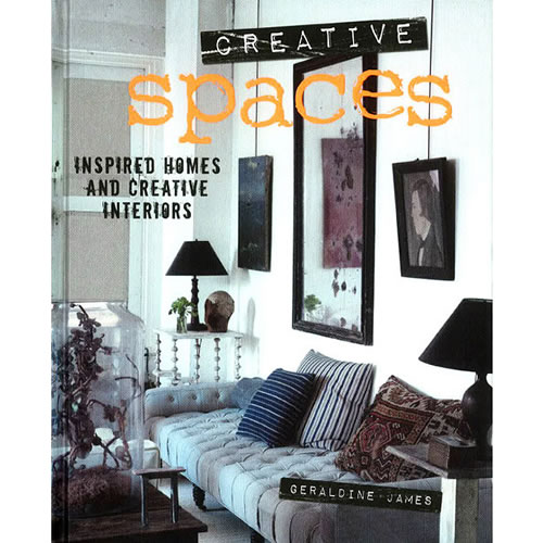 Creative Spaces by Geraldine James