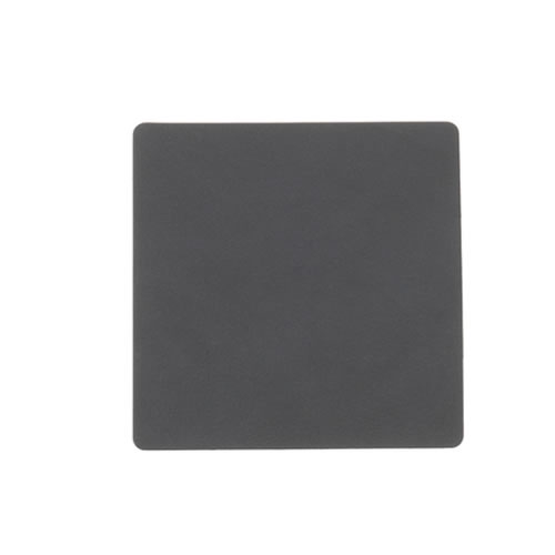 LIND DNA Anthracite Square Coaster