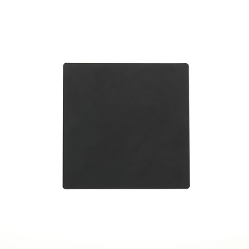 LIND DNA Black Square Coaster