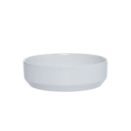 Alfie Low Bowl Set in Chalk