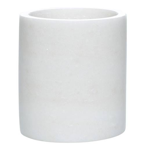 Angus Marble Small Canister