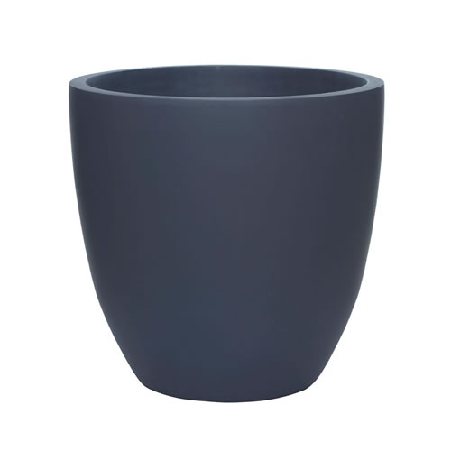 Axel Pot Large Charcoal