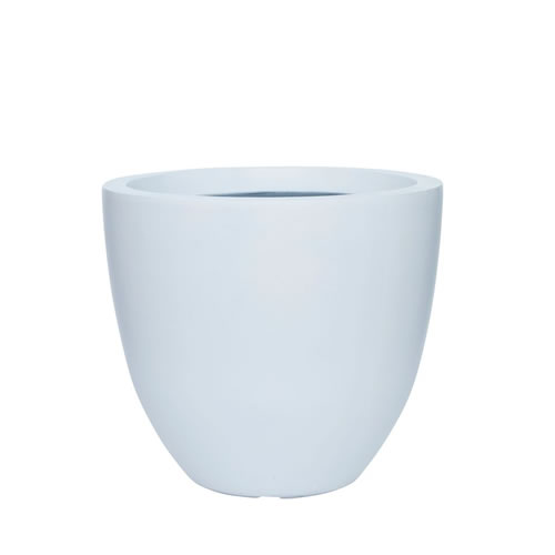Axel Pot Medium White