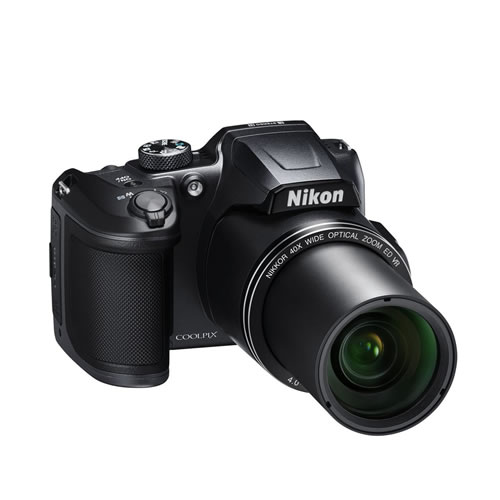 Nikon Coolpix B500 16MP Digital SLR Camera Black